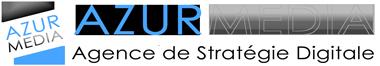 AzurMedia.fr – Agence de publicité: Boutique en ligne, SEO, Brochure, Réseaux sociaux, Vidéo, PLV ..